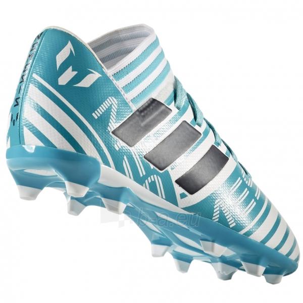 Vaikiški futbolo bateliai adidas Nemeziz MESSI 17.3 FG BY2411 Paveikslėlis 4 iš 4 310820141538