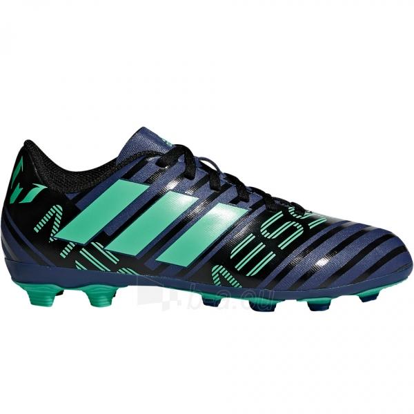 Vaikiški futbolo bateliai adidas Nemeziz Messi 17.4 FxG CP9212 Paveikslėlis 1 iš 6 310820141507