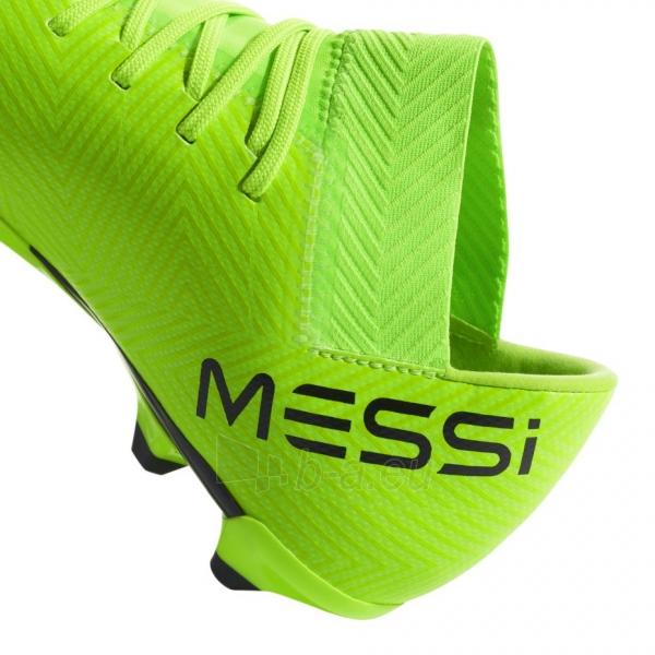 Vaikiški futbolo bateliai adidas Nemeziz Messi 18.3 FG DB2367 Paveikslėlis 4 iš 6 310820141496