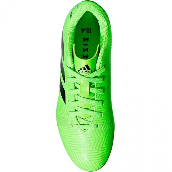 Vaikiški futbolo bateliai adidas Nemeziz Messi 18.4 FxG DB2371 Paveikslėlis 2 iš 6 310820141406