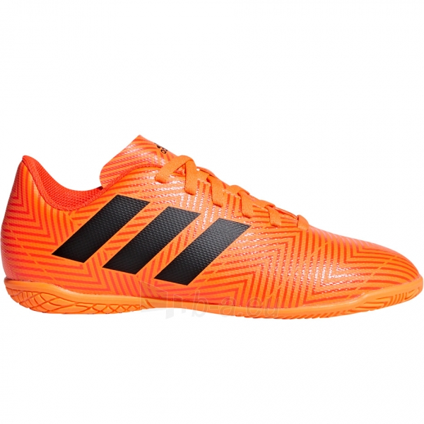 Vaikiški futbolo bateliai adidas Nemeziz Tango 18.4 IN DB2382 Paveikslėlis 1 iš 6 310820141429