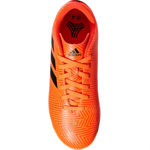 Vaikiški futbolo bateliai adidas Nemeziz Tango 18.4 IN DB2382 Paveikslėlis 2 iš 6 310820141429