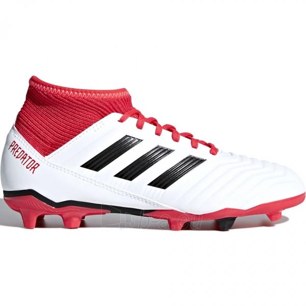 Vaikiški futbolo bateliai adidas Predator 18.3 FG CP9011 Paveikslėlis 1 iš 1 310820141501