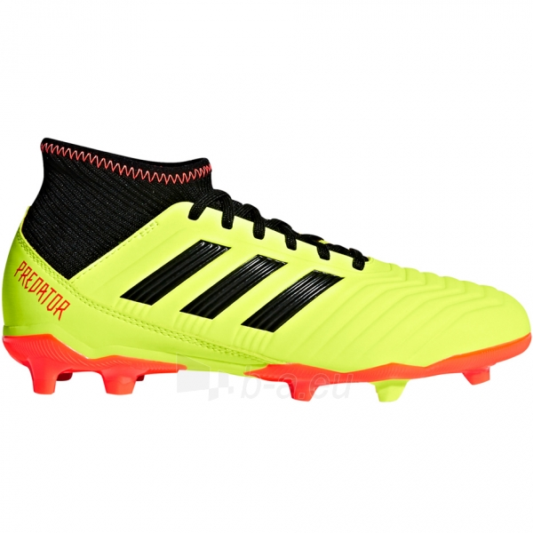 Vaikiški futbolo bateliai adidas Predator 18.3 FG DB2319 Paveikslėlis 1 iš 6 310820141539