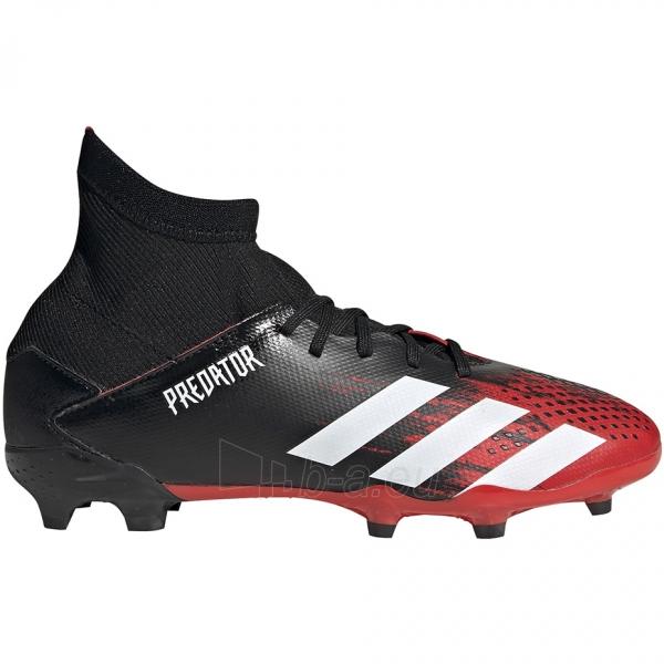 Vaikiški futbolo bateliai adidas Predator 20.3 FG EF1930 Paveikslėlis 1 iš 7 310820218577