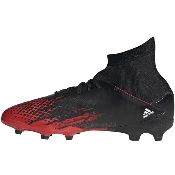 Vaikiški futbolo bateliai adidas Predator 20.3 FG EF1930 Paveikslėlis 3 iš 7 310820218577