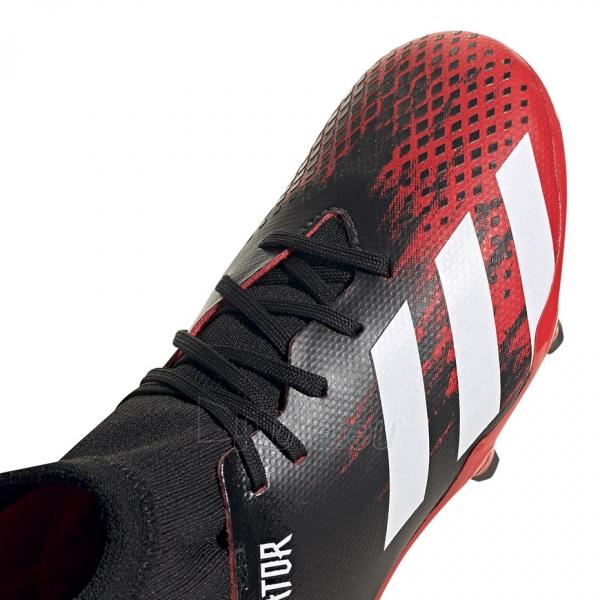 Vaikiški futbolo bateliai adidas Predator 20.3 FG EF1930 Paveikslėlis 4 iš 7 310820218577