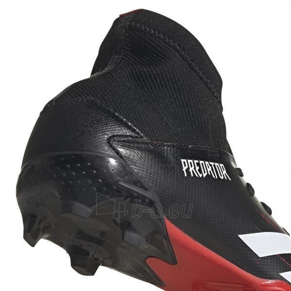 Vaikiški futbolo bateliai adidas Predator 20.3 FG EF1930 Paveikslėlis 5 iš 7 310820218577