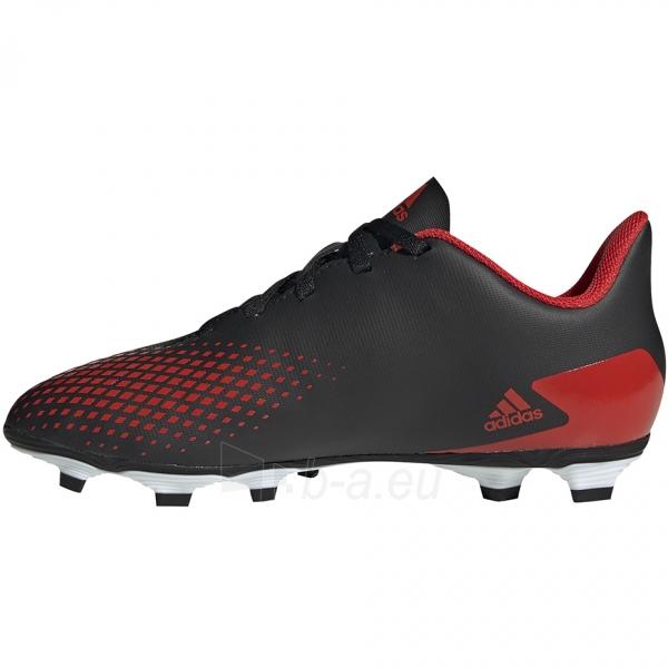 Vaikiški futbolo bateliai adidas Predator 20.4 FxG EF1931 Paveikslėlis 3 iš 7 310820218579