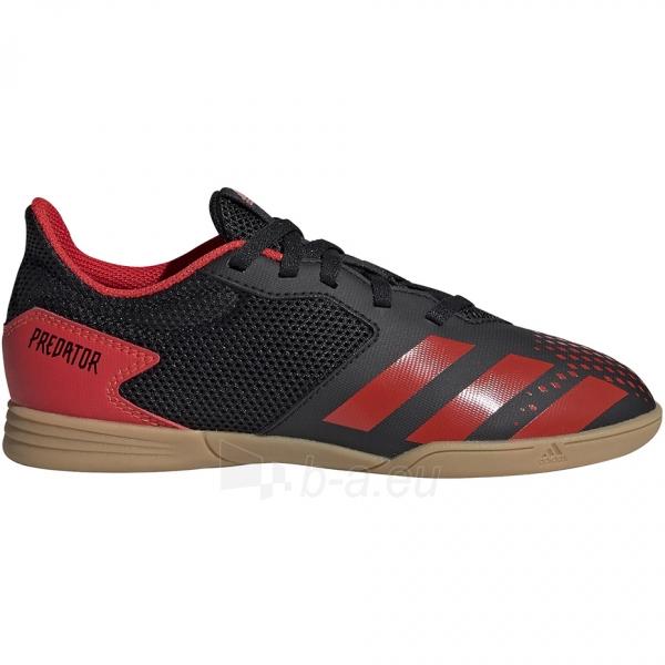 Vaikiški futbolo bateliai adidas Predator 20.4 IN Sala EF1979 Paveikslėlis 1 iš 7 310820218571