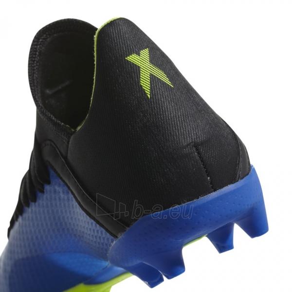Vaikiški futbolo bateliai adidas X 18.3 FG DB2416 Paveikslėlis 5 iš 6 310820141571