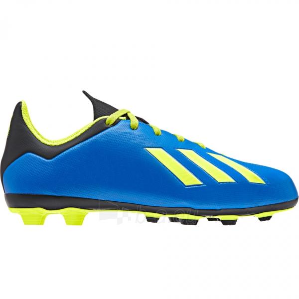 Vaikiški futbolo bateliai adidas X 18.4 FxG DB2419 Paveikslėlis 1 iš 2 310820141564