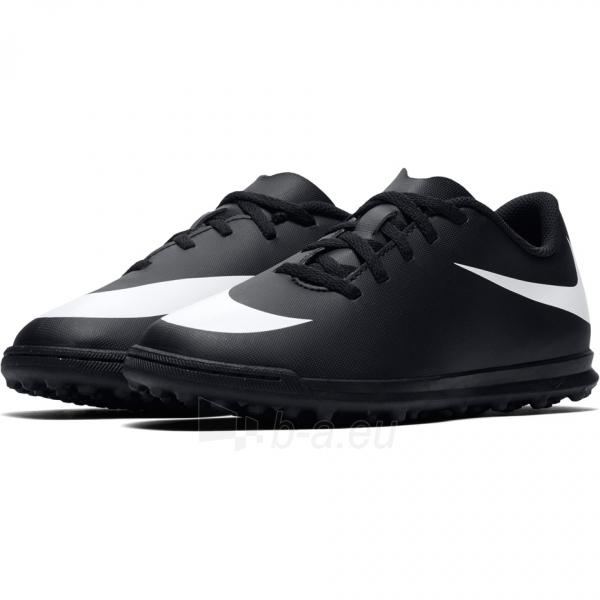 Vaikiški futbolo bateliai Nike Bravatax II TF JR 844440 001 Paveikslėlis 5 iš 7 310820177206