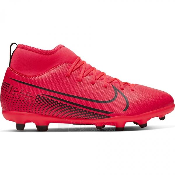 Vaikiški futbolo bateliai Nike Mercurial Superfly 7 Club FG/MG AT8150 606 Paveikslėlis 1 iš 6 310820218591