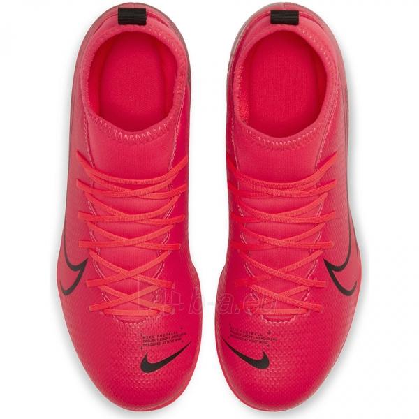 Vaikiški futbolo bateliai Nike Mercurial Superfly 7 Club FG/MG AT8150 606 Paveikslėlis 2 iš 6 310820218591