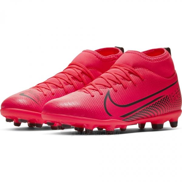 Vaikiški futbolo bateliai Nike Mercurial Superfly 7 Club FG/MG AT8150 606 Paveikslėlis 4 iš 6 310820218591