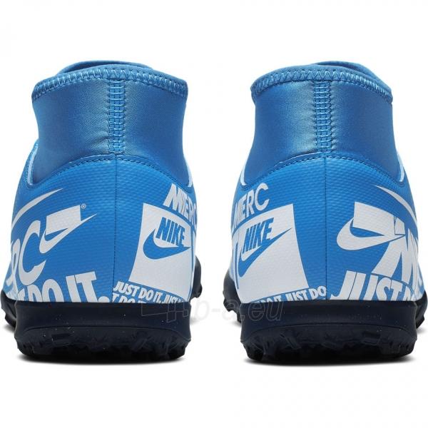 Vaikiški futbolo bateliai Nike Mercurial Superfly 7 Club TF AT8156 414 Paveikslėlis 5 iš 6 310820218550