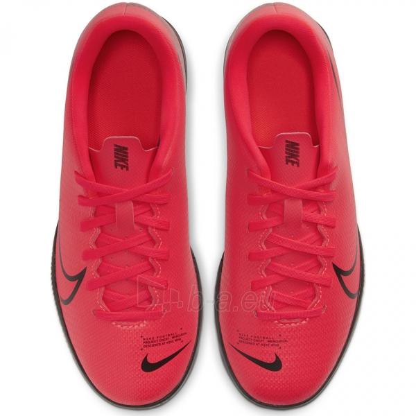 Vaikiški futbolo bateliai Nike Mercurial Vapor 13 Club IC AT8169 606 Paveikslėlis 2 iš 8 310820218583