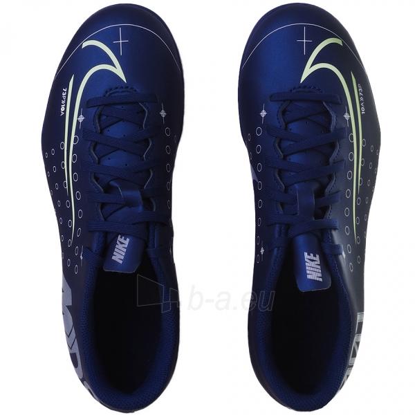 Vaikiški futbolo bateliai Nike Mercurial Vapor 13 Club MDS FG/MG CJ1148 401 Paveikslėlis 2 iš 5 310820218549