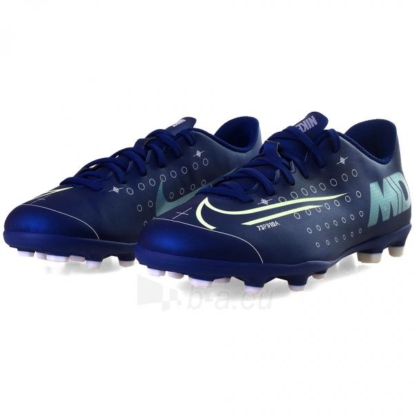 Vaikiški futbolo bateliai Nike Mercurial Vapor 13 Club MDS FG/MG CJ1148 401 Paveikslėlis 4 iš 5 310820218549