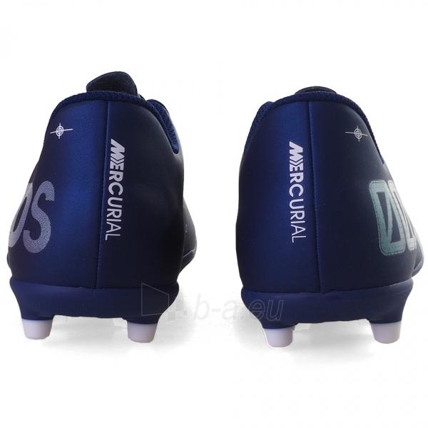 Vaikiški futbolo bateliai Nike Mercurial Vapor 13 Club MDS FG/MG CJ1148 401 Paveikslėlis 5 iš 5 310820218549