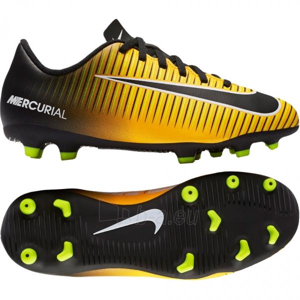 Vaikiški futbolo bateliai NIKE MERCURIAL Vortex III FG 831952 801 Paveikslėlis 1 iš 3 310820141514