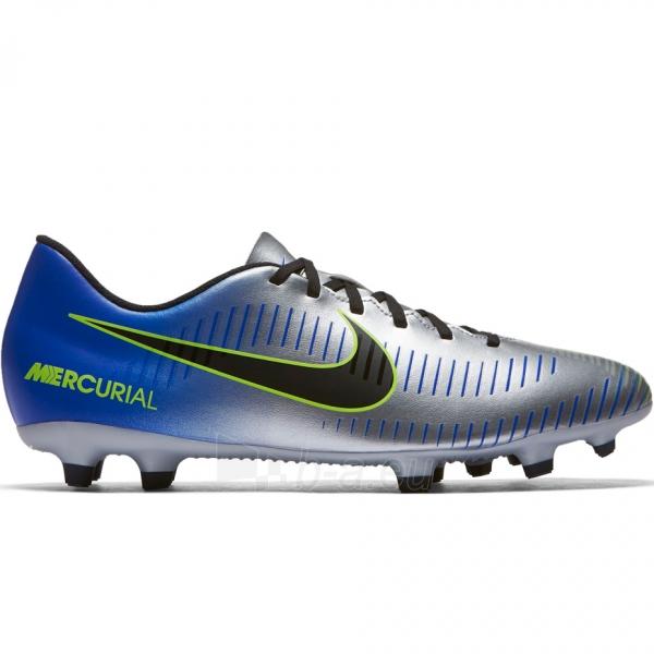 Vaikiški futbolo bateliai NIKE MERCURIAL Vortex III Neymar FG 921511 407 Paveikslėlis 1 iš 7 310820141484