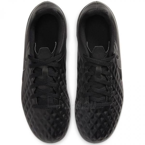 Vaikiški futbolo bateliai Nike Tiempo Legend 8 Club FG/MG AT5881 010 Paveikslėlis 3 iš 6 310820218585