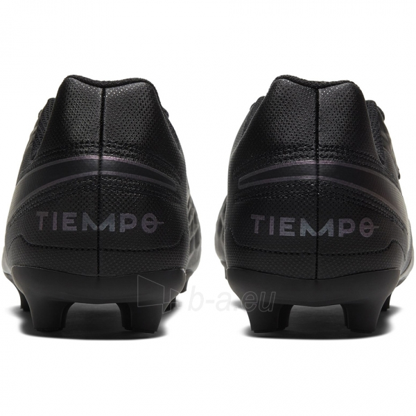 Vaikiški futbolo bateliai Nike Tiempo Legend 8 Club FG/MG AT5881 010 Paveikslėlis 4 iš 6 310820218585