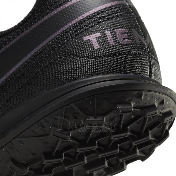 Vaikiški futbolo bateliai Nike Tiempo Legend 8 Club TF AT5883 010 Paveikslėlis 7 iš 9 310820218587