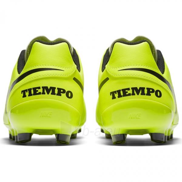 Vaikiški futbolo bateliai NIKE Tiempo Legend VI FG 819186 707 Paveikslėlis 4 iš 4 310820141537