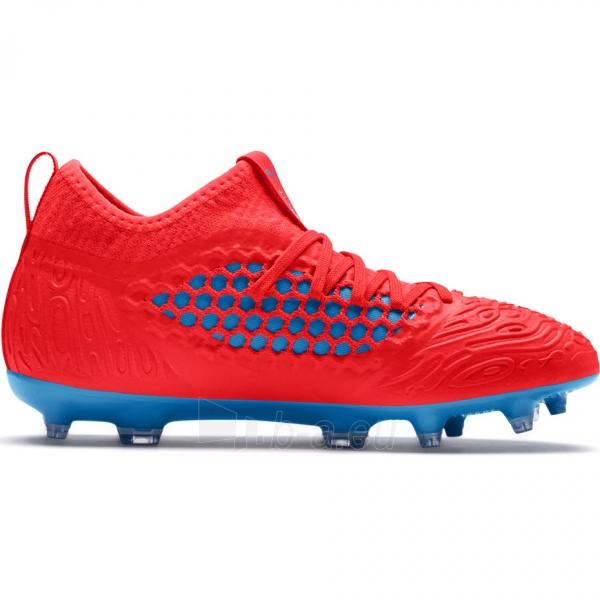 Vaikiški futbolo bateliai Puma Future 19.3 Netfit FG AG JR 105551 01 Paveikslėlis 1 iš 6 310820177449