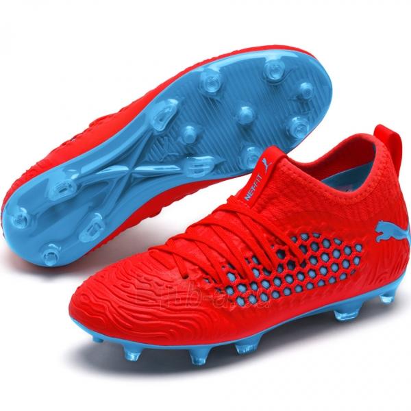 Vaikiški futbolo bateliai Puma Future 19.3 Netfit FG AG JR 105551 01 Paveikslėlis 6 iš 6 310820177449