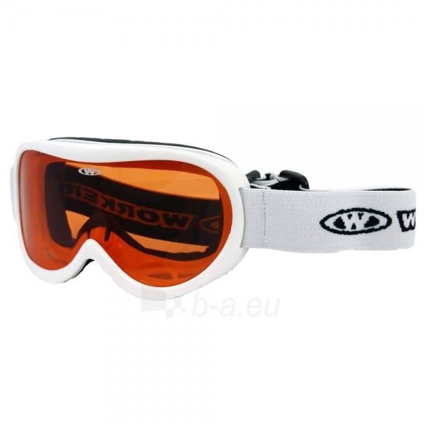 Vaikiški slidinėjimo akiniai WORKER Miller Paveikslėlis 1 iš 3 250520802091