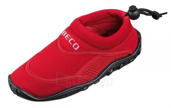 Vaikiški vandens batai BECO 9217, raudona, 35 Paveikslėlis 1 iš 1 310820243922