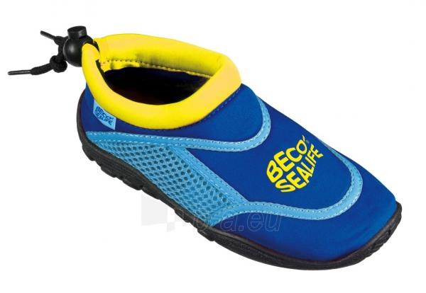 Vaikiški vandens batai BECO SEALIFE, mėlyna, 26/27 dydis Paveikslėlis 1 iš 1 310820234068