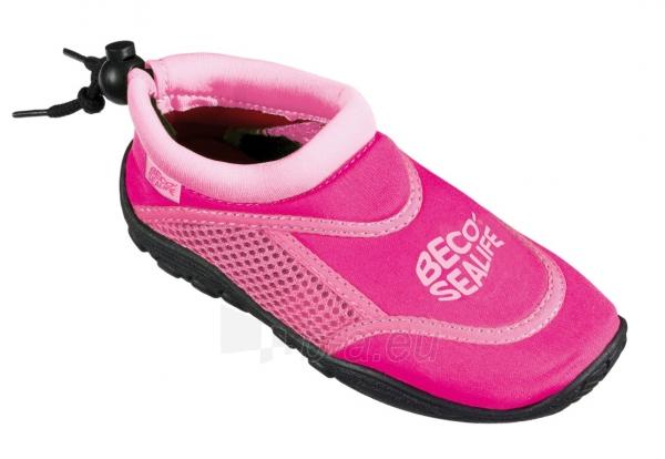 Vaikiški vandens batai BECO SEALIFE, rožinė, 30/31 dydis Paveikslėlis 1 iš 1 310820233972