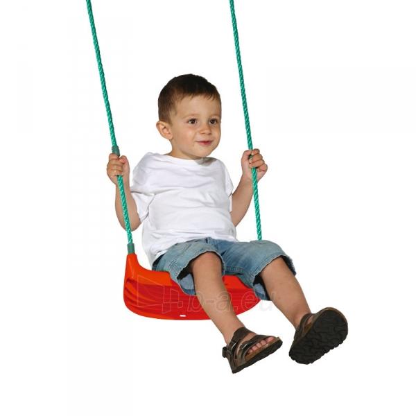 Vaikiškos supynės Baby seat for swing Paveikslėlis 2 iš 2 310820137682