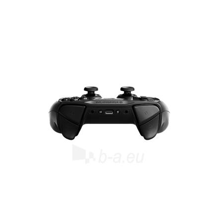 Vairalazdė SteelSeries Apple Gaming Controller, Nimbus+, Black Paveikslėlis 5 iš 6 310820220561