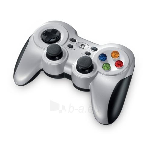 Vairamentė F710 Wireless Gamepad Paveikslėlis 1 iš 1 310820080741