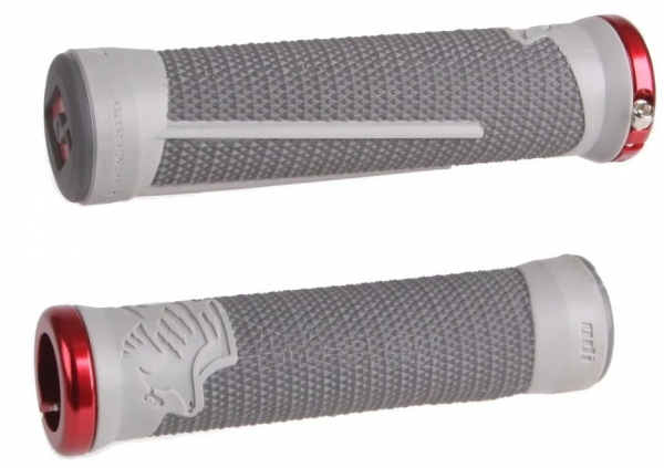 Vairo rankenėlės ODI AG-2 Signature V2.1 Lock-On Gray/Graphite Paveikslėlis 1 iš 1 310820247578