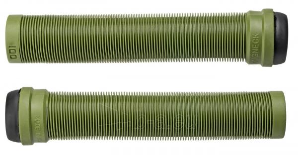 Vairo rankenėlės ODI Longneck SLX 160mm Single Ply Army green Paveikslėlis 1 iš 2 310820248575