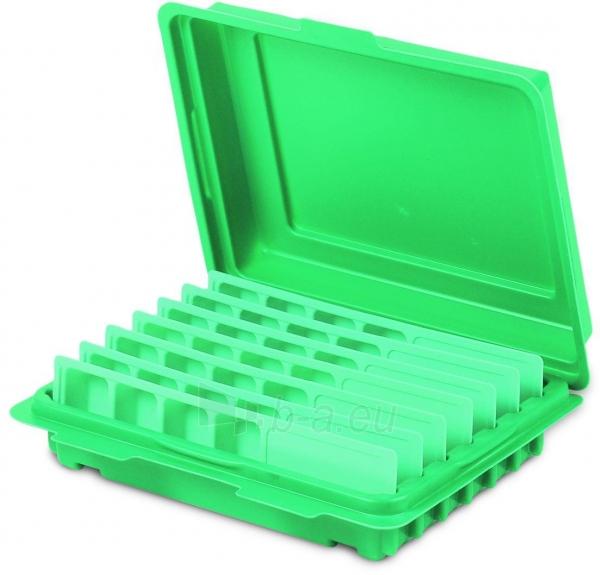 Vaistų dėžutė 7-iems dispenceriams Paveikslėlis 1 iš 1 250630700162