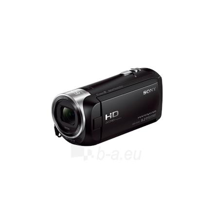 Vaizdo kamera Sony HDR-CX405B Black Paveikslėlis 1 iš 4 250226000504