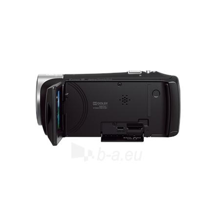 Vaizdo kamera Sony HDR-CX405B Black Paveikslėlis 3 iš 4 250226000504