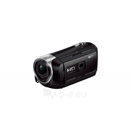 Vaizdo kamera Sony HDR-PJ410EB Black Paveikslėlis 1 iš 4 250226000505