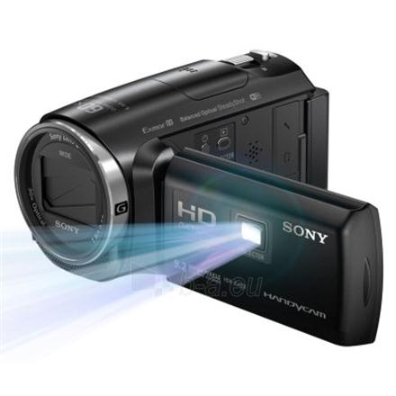 Vaizdo kamera Sony HDR-PJ410EB Black Paveikslėlis 2 iš 4 250226000505