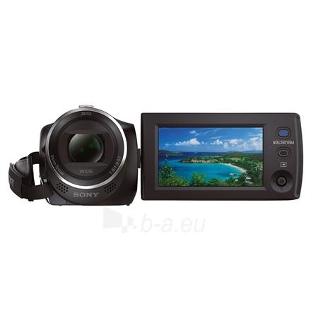 Vaizdo kamera Sony HDR-PJ410EB Black Paveikslėlis 4 iš 4 250226000505