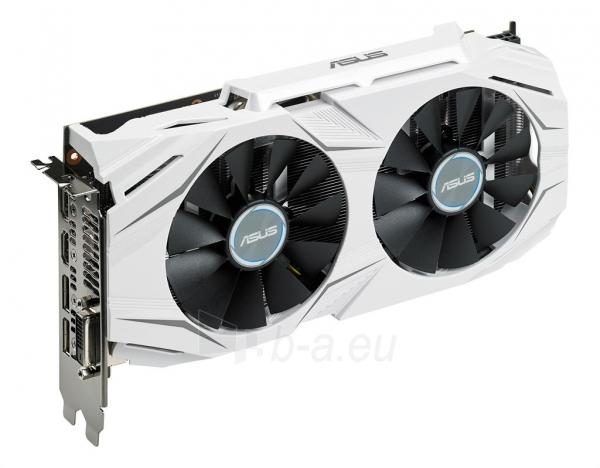 Vaizdo plokštė ASUS GeForce GTX 1060, 6GB GDDR5 (192 Bit), 2xHDMI, DVI, 2xDP Paveikslėlis 3 iš 7 310820045939