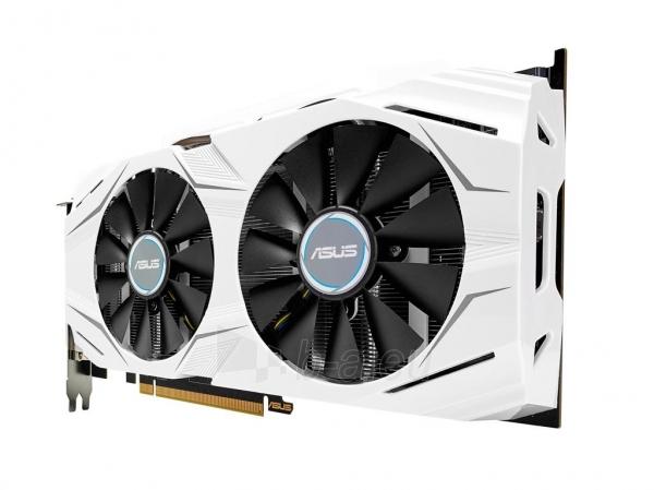 Vaizdo plokštė ASUS GeForce GTX 1060, 6GB GDDR5 (192 Bit), 2xHDMI, DVI, 2xDP Paveikslėlis 5 iš 7 310820045939
